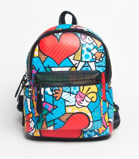 Joker And Love Black Girls Backpack