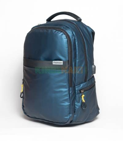 Fashion Sky-30W Blue USB Laptop Backpack