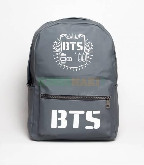 BTS Parasuit Fabric Ash Backpack