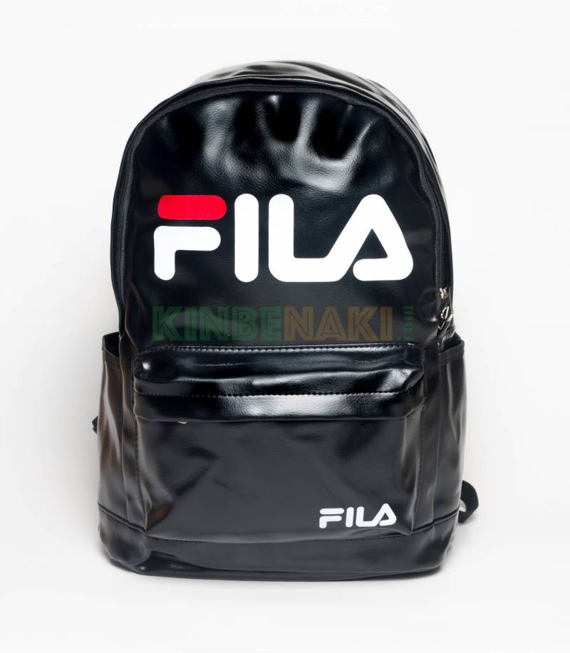 cfeef0d66e Buy Eye Print Black PU Leather Backpack in Bangladesh.