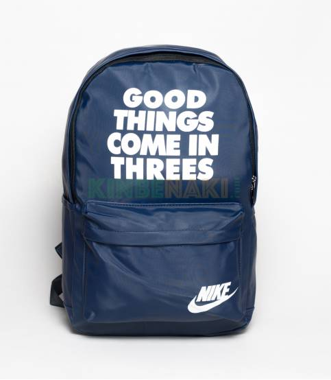 Buy Nike Good Thing Navy Backpack in Bangladesh. 529df8eb1bab