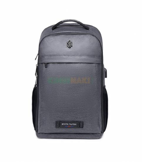 ARCTIC HUNTER Multifunctional Gray Travel Backpack