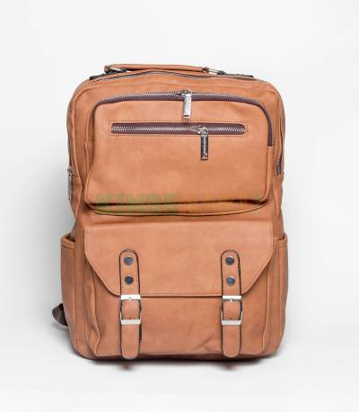 Levis A Camp Brown Backpack