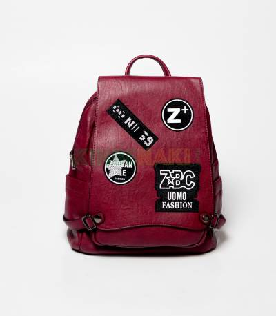 ZBC Maroon Mini Backpack