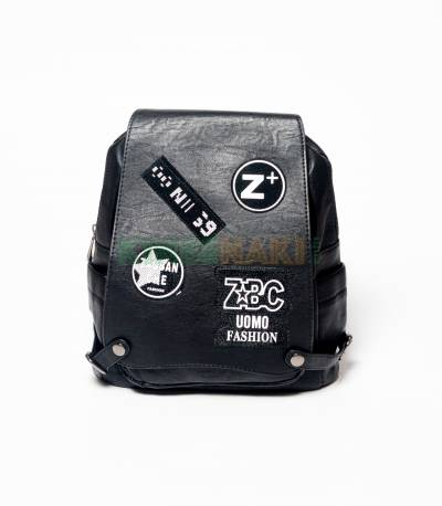 ZBC Black Mini Backpack