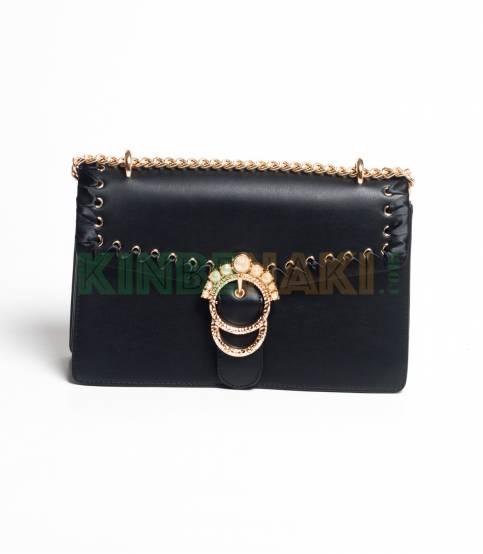 Susen Hand Purse Black Bag