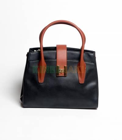 H Susen Black bag