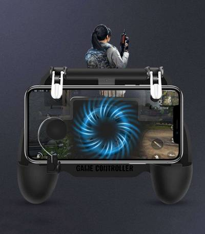SP+ 2000mAh Power Cooling Fan & Pubg Gamepad