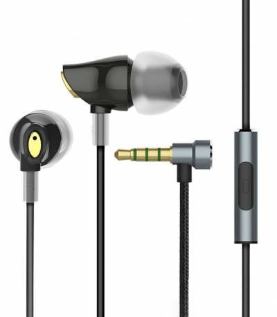 ROCK In Ear Zircon Stereo Earphone