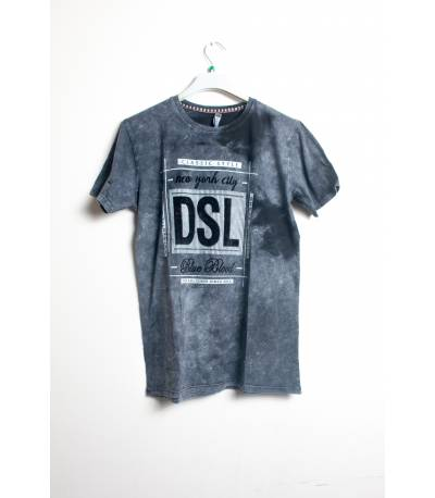 DSL Blue Blood Grey T-Shirt