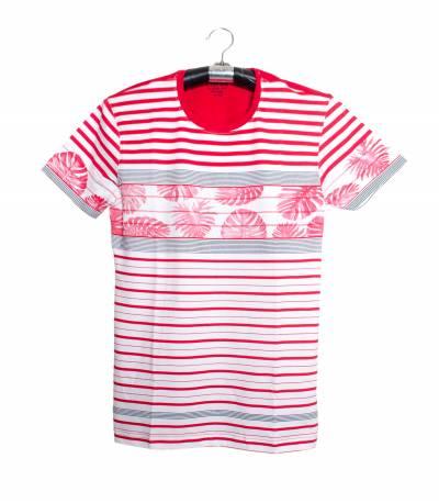 Fair Tex Red design T-Shirt