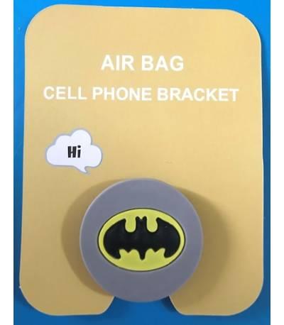 Air Bag Cell Phone Bracket Superman Finger Holder