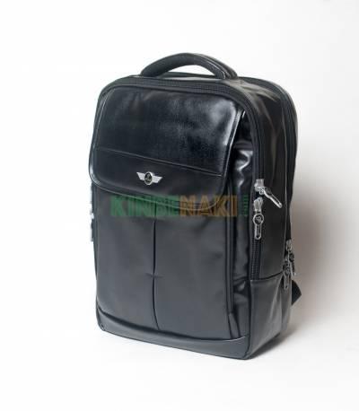 Pilot Black Men's Backpack