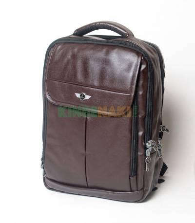 Pilot Dark Brown Men's Backpack