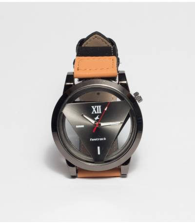 Fastrack Triangle Analog Watch For Men