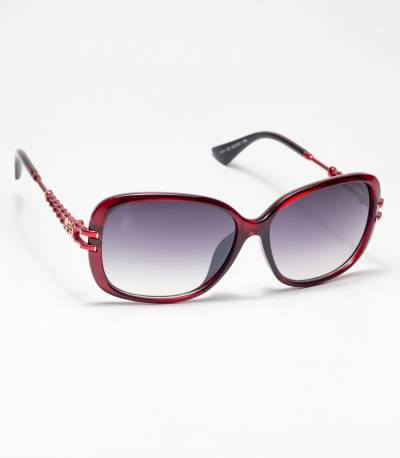 Red & Black shade ladies sunglass