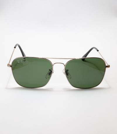 Ray Ban Caravan Green Sunglass