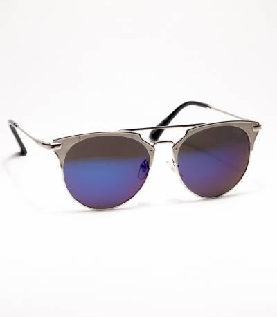 Dior Blue Round ladies Sunglass