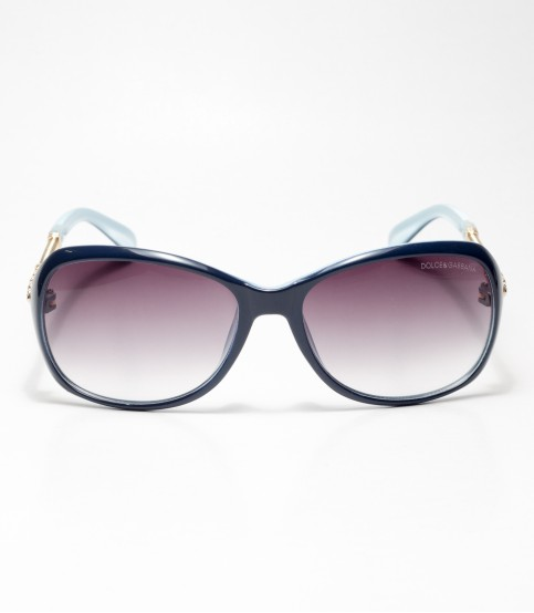Dolce & Gabbana Blue Ladies Sunglass