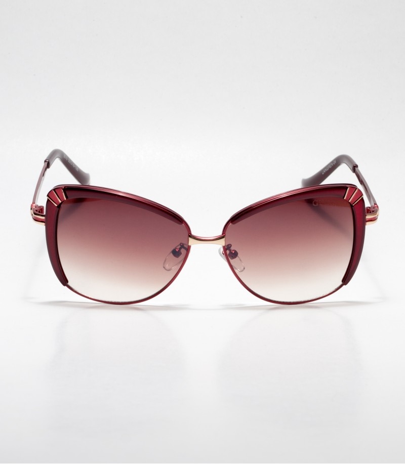 bc8df53e418 GUCCI Cat-eye Chocolate Ladies Sunglass. Rating. Read reviews ...
