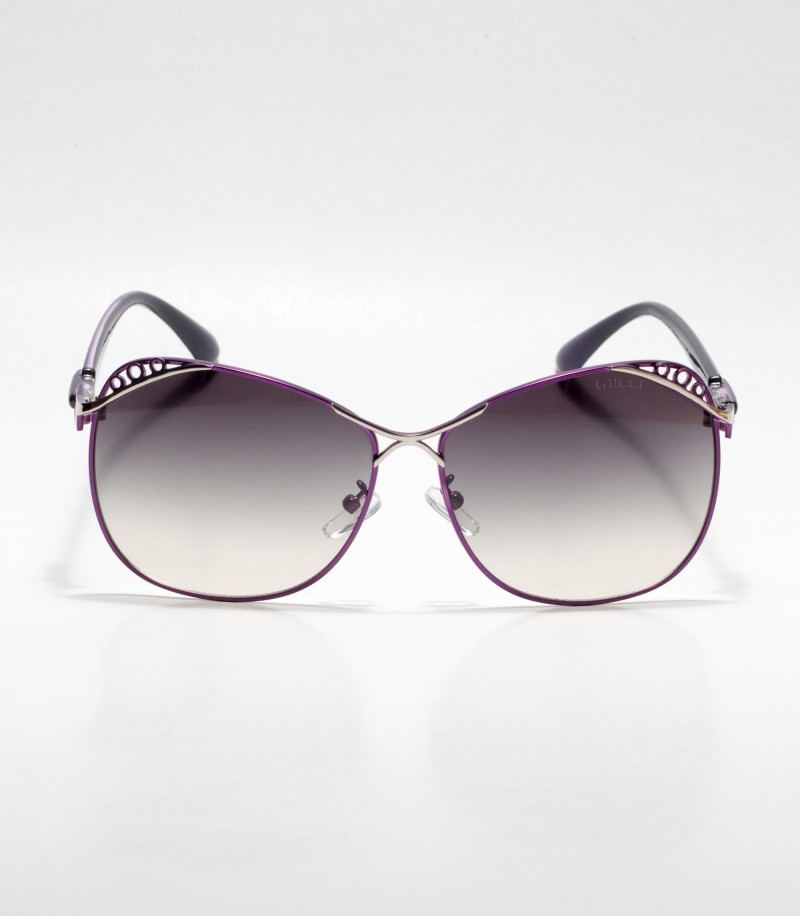 66732f373cc Buy Gucci Designed Frame Purple Ladies Sunglass Online in Bangladesh