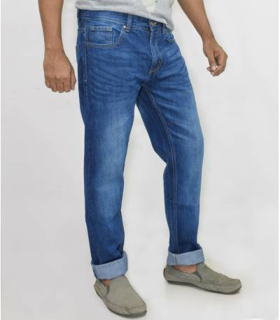 Men's Denim Jeans Pant light blue