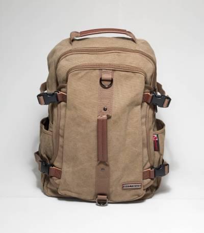 Witzman Light Brown Backpack