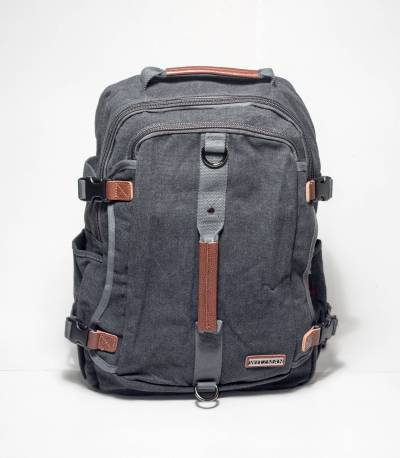 Witzman Black Backpack