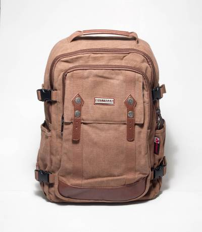 Witzman Casual Brown Backpack