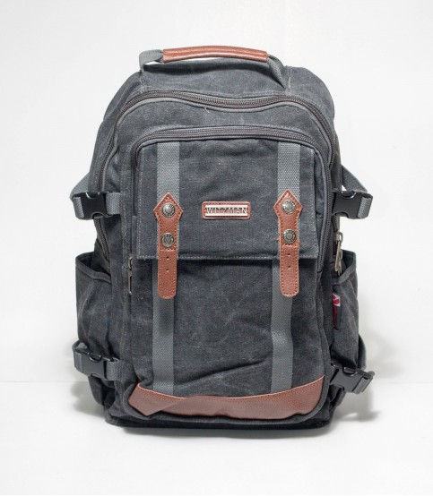 Witzman Casual Black Backpack