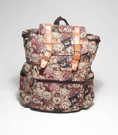 Network Fairy Pink Backpack - V2