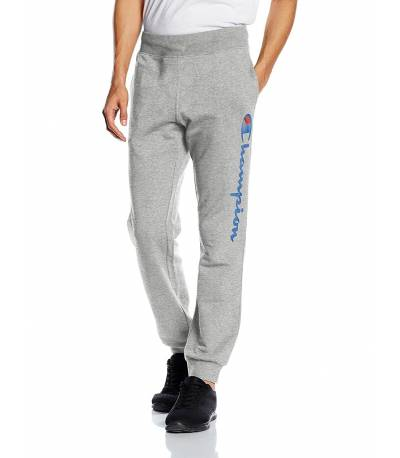 Champion Authentic Men's Oxford Grey Jersey Pants
