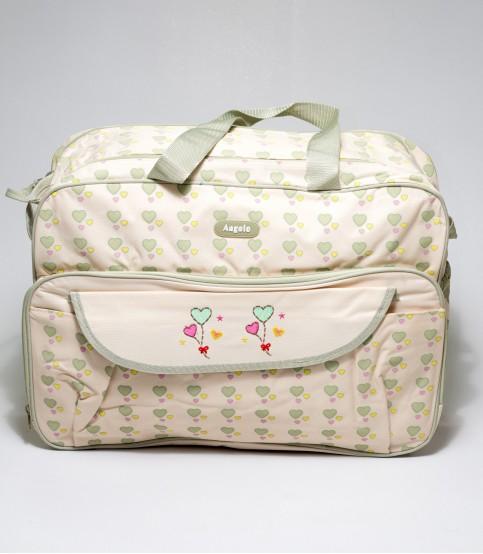 Angelo Cream Color Baby Diaper Bags