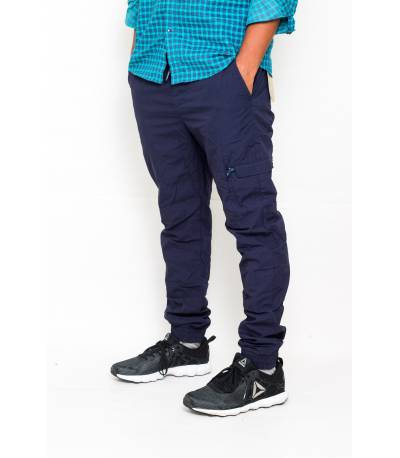 ESPRIT Navi Blue Trousers