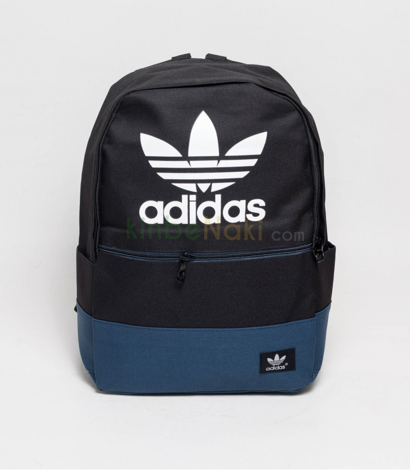 c2ff8563250f Buy Adidas Black And Blue Color Backpack in Bangladesh.