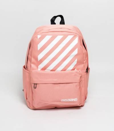 Bigbang Multi Stripe Sweet Backpack