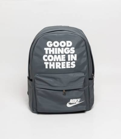 Nike Good Thing Gray Backpack