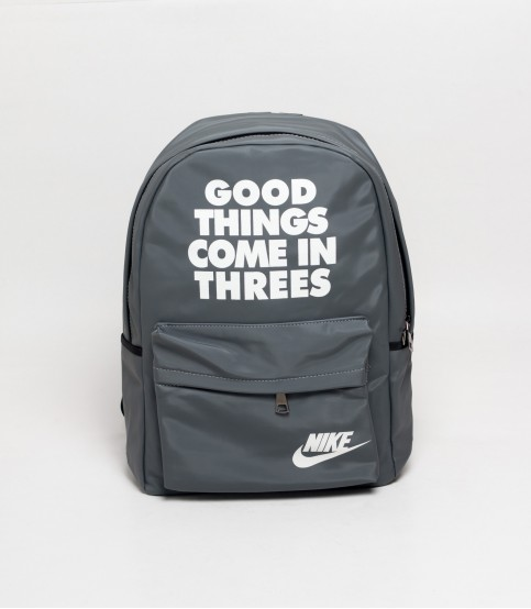 Buy Nike Good Thing Gray Backpack in Bangladesh. 03123b402922