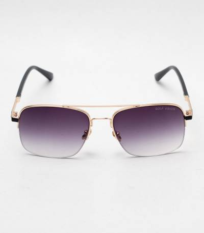 Perple And Golden/Black color Sunglass