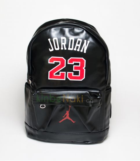 Jordan23 black backpack - KinbeNaki.com e611d4debfc20