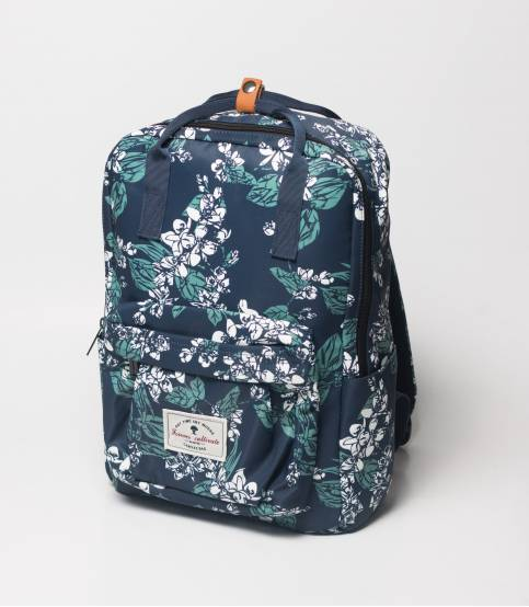 Forever Cultivate Floral Nevy Backpack
