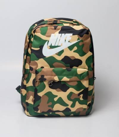 Nike Green Army Backpack