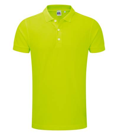 Lime Polo Shirt For Man