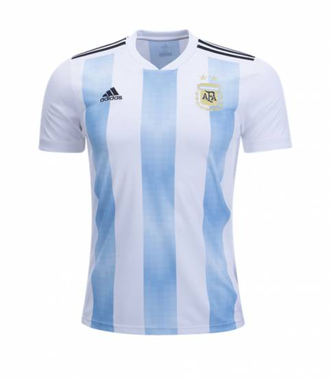 Argentina Home Jersey World Cup 2018