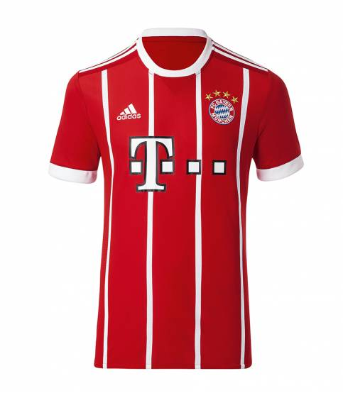Bayern Munich Home Jersey 2017-2018