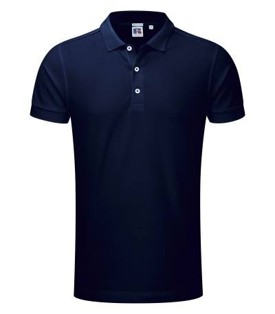 French Navy Polo Shirt For Man