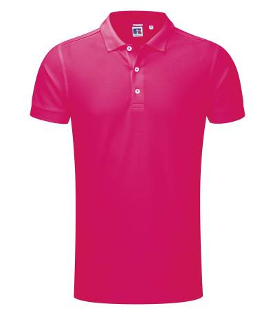 Fuchsia Polo Shirt For Man