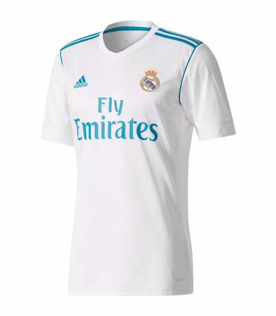 Real Madrid Home Jersey 2017-2018