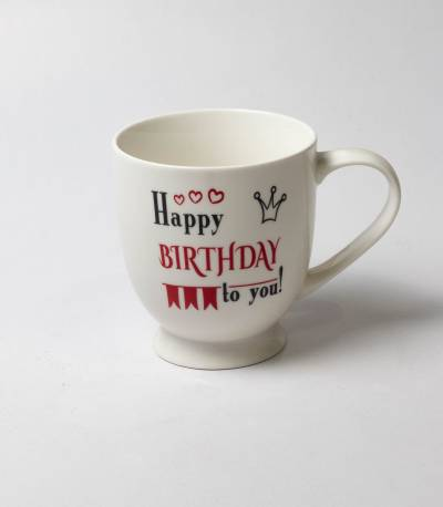 Happy Birthday Love Mug