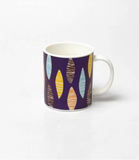 Style Blue Mug